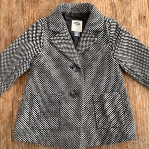 Old Navy Girls Coat 2T